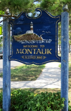Montauk, settled in 1660