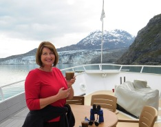 iced coffee with glacial ice