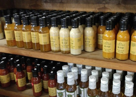 dressings & marinades