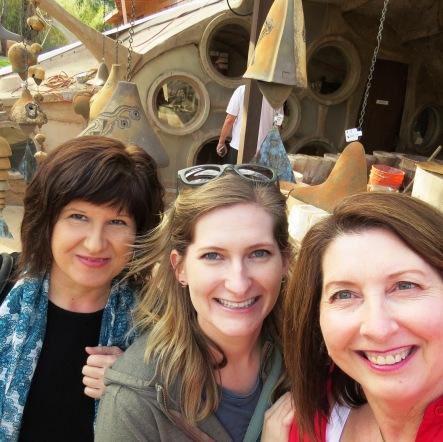 Linda, Rachel & myself