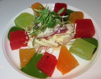 Texas Melon Plate