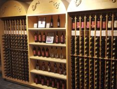 Bel Vino wine racks