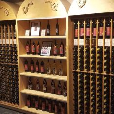 Bel Vino wine racks