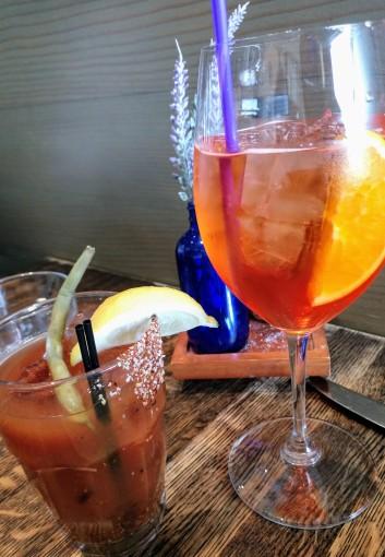 Aperol Spritz & Bloody Mary